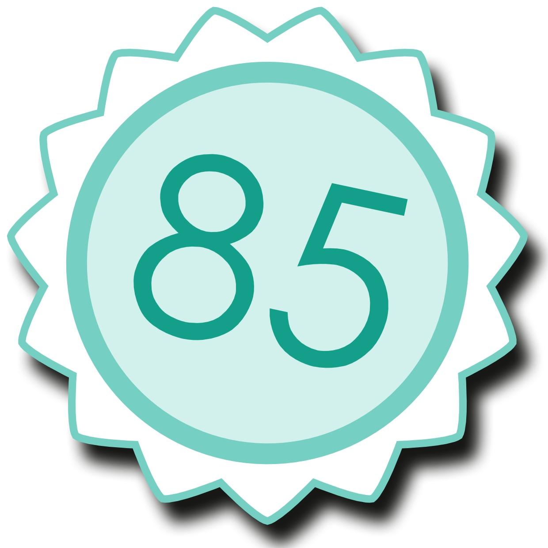 85 Jahre